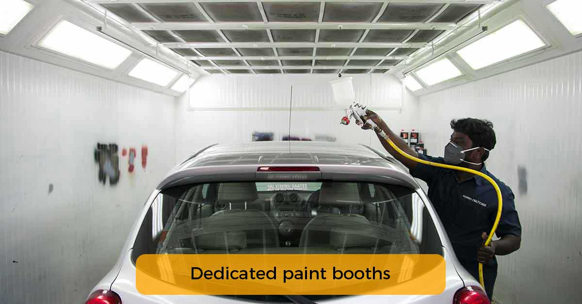 Car full body repainting in chennai gobumpr for Dupont automotive paint store locator
